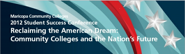 MCCCD 2012 Student Success Conference Logo